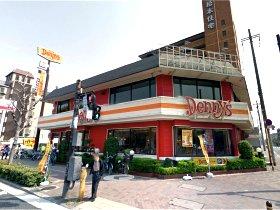 大阪市住吉区長居東2−2−23 デニーズ 長居公園店  -01